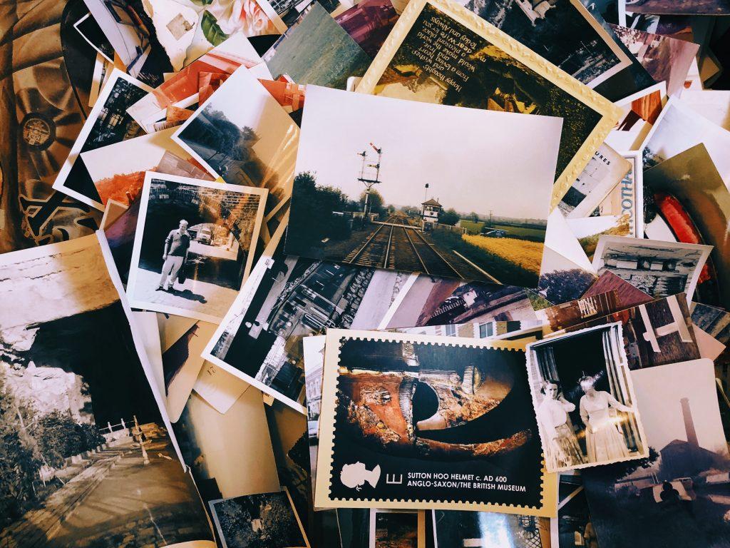 思い出の写真たち