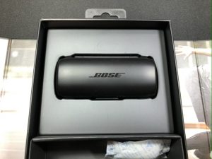 Bose SoundSport Free wireless headphones本体